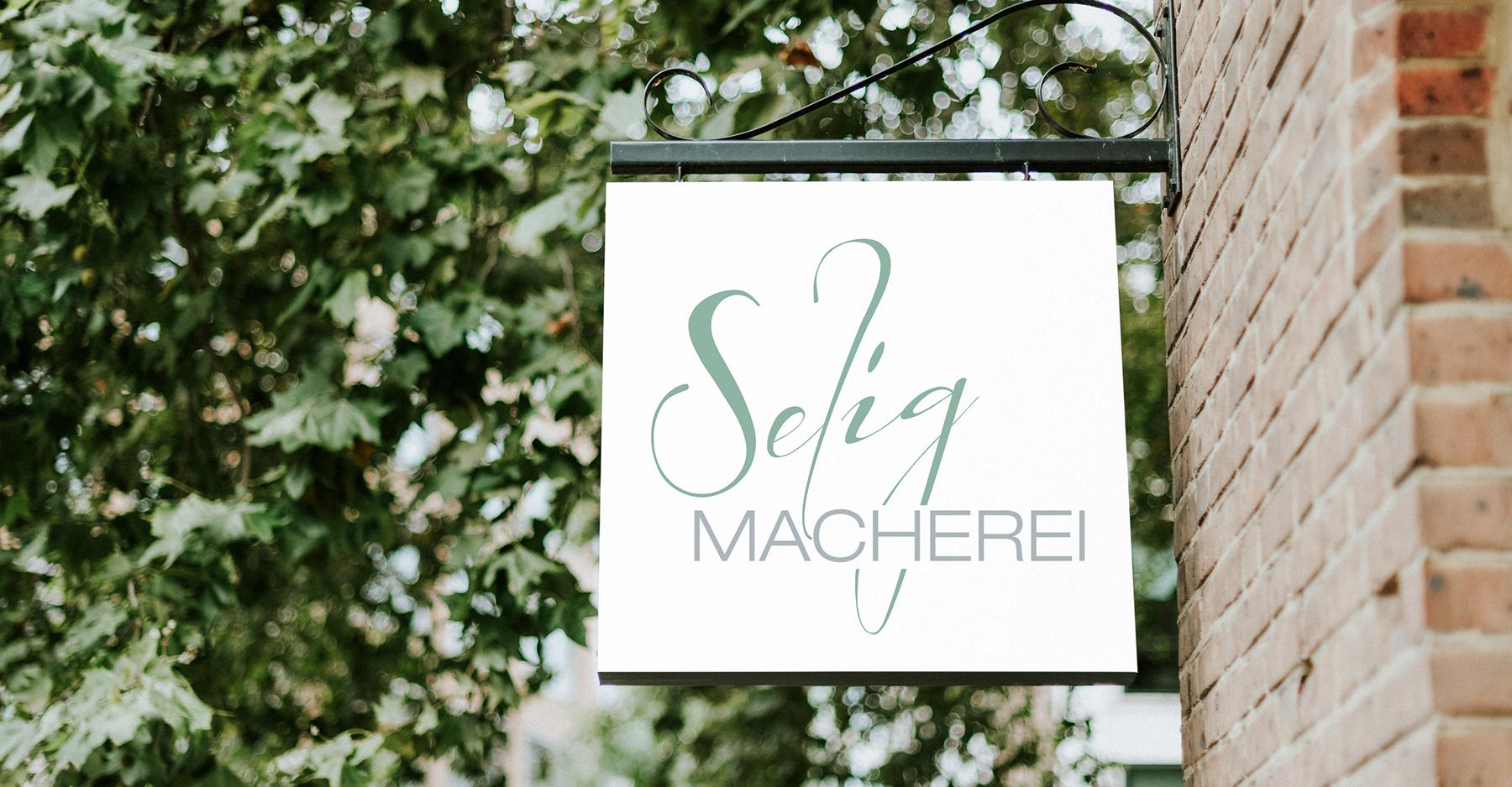 uff zack! Grafikdesign Logodesign für Seligmacherei Laubach