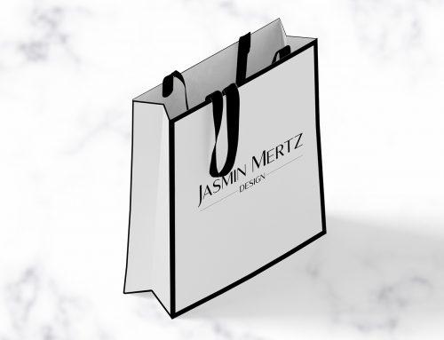 Jasmin Mertz Logodesign