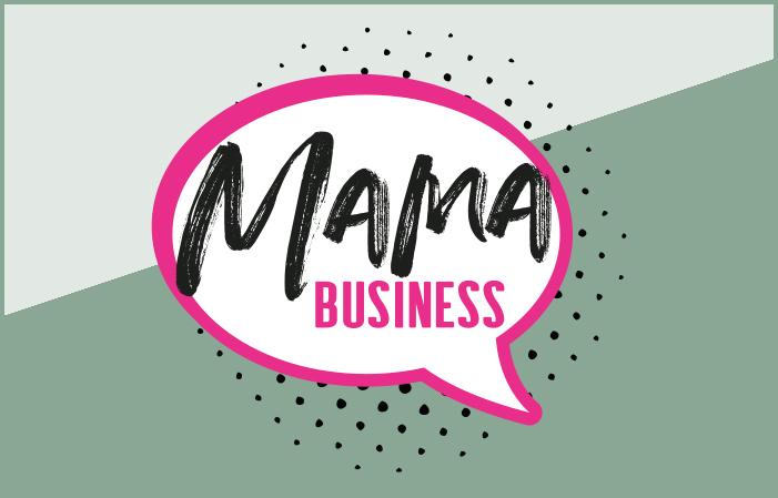 uff zack Grafikdesign Logodesign Mama Business